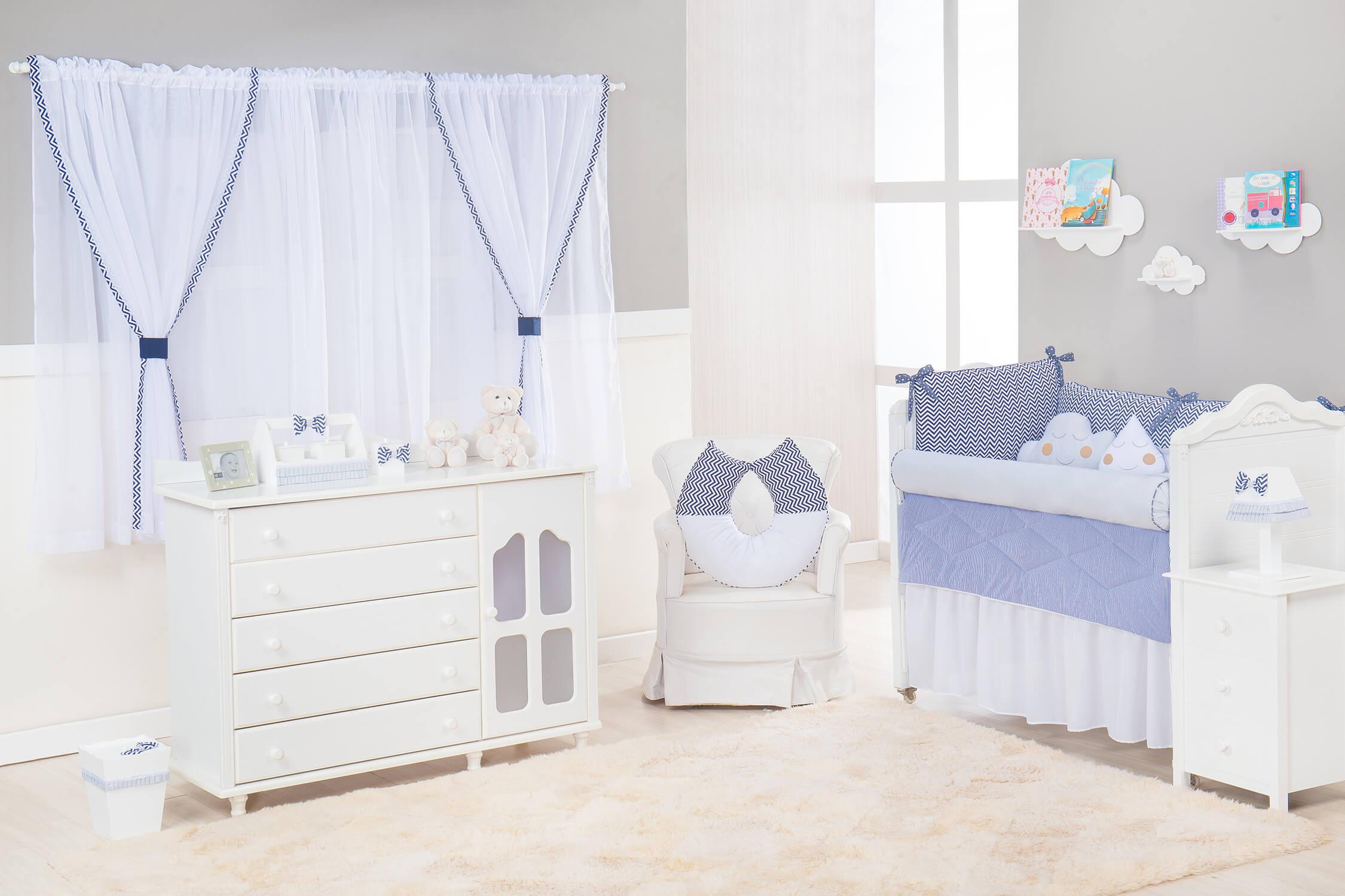 Top 10 Os Mais Lindos Quartos De Beb Azul Marinho Blog Gr O De