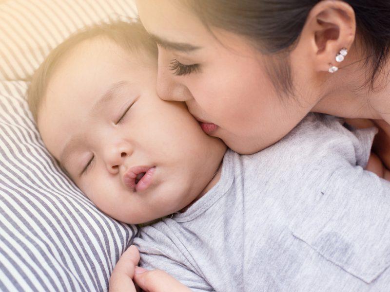 cheiro de bebê