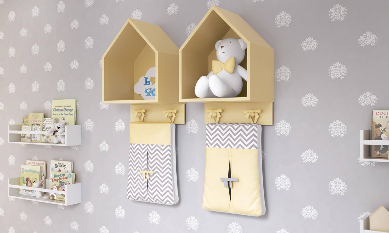 Os Nicho De Bebe ~ Nicho casinha no quarto de beb u00eaé tend u00eancia lúdica