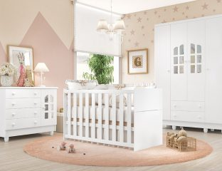 quarto de bebe requinte
