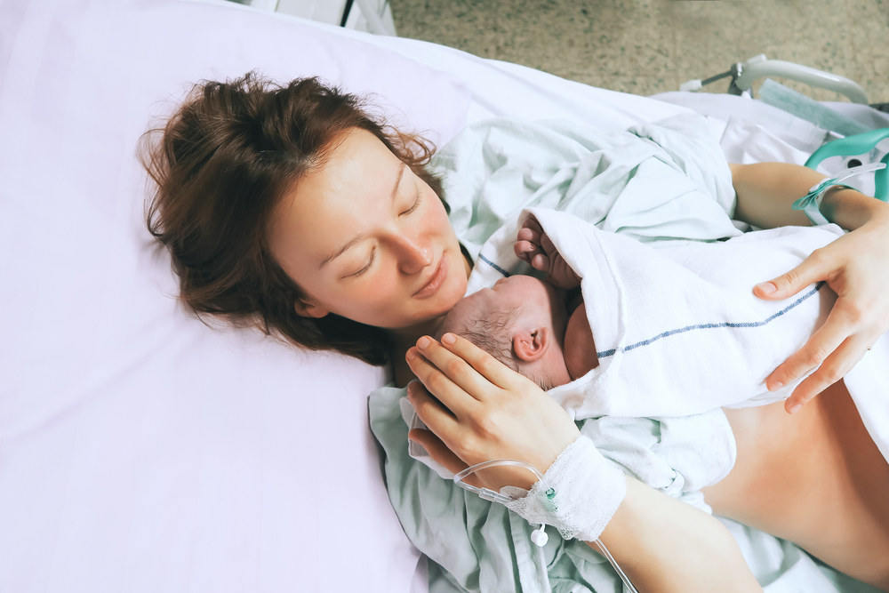 medo do parto