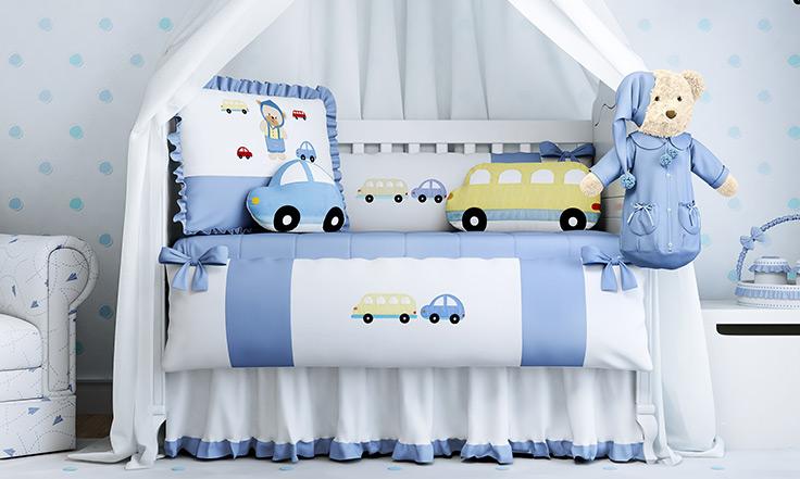 quarto de bebê ursinho