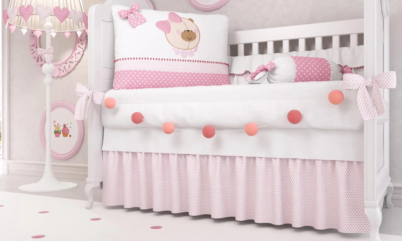 quarto de bebê urso nina luxuosa
