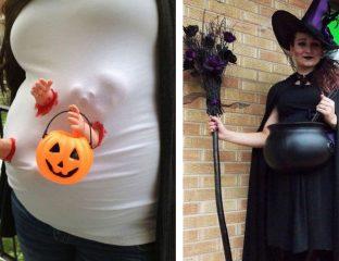 fantasias de halloween para grávidas