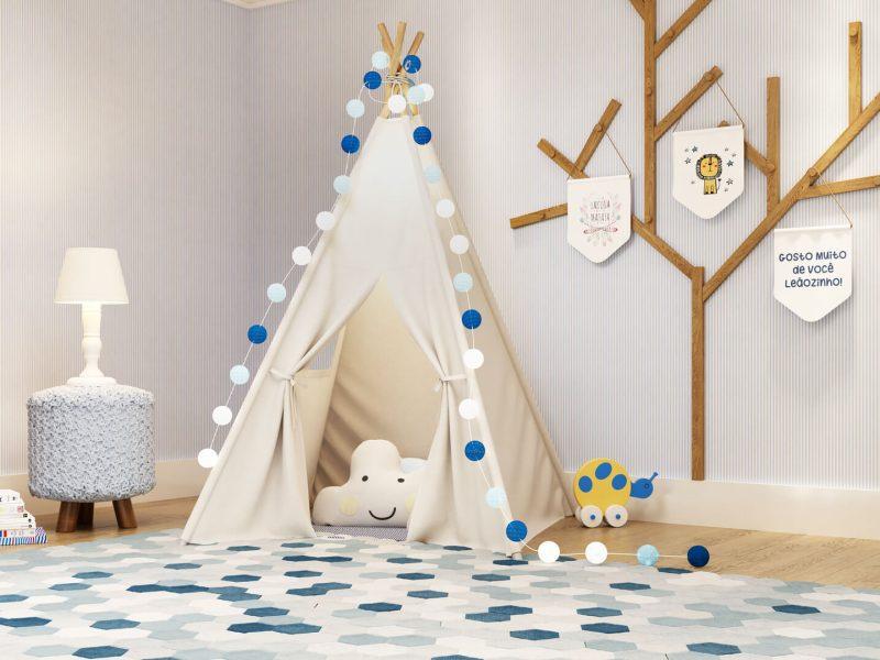 cabana infantil