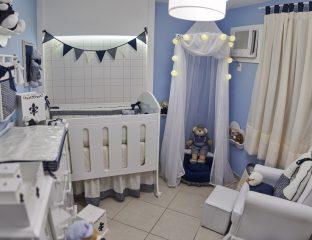 quarto de bebê do Bernardo no Vídeo Show