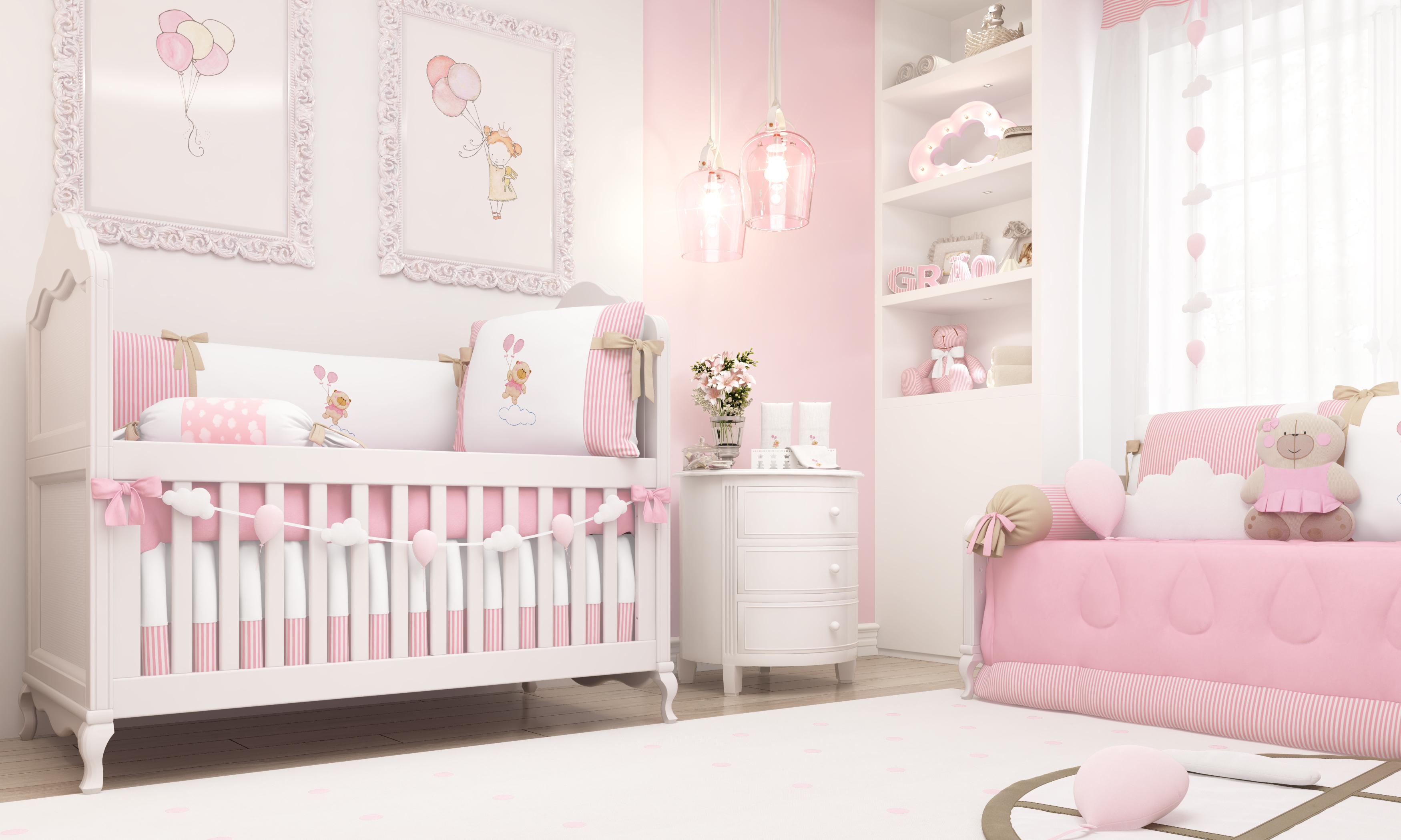 Alerta de tend u00eancia Nuvens na decoraç u00e3o do quarto de beb u00ea