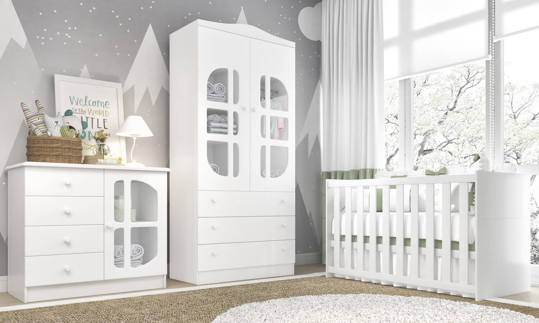 quarto de bebê luíza