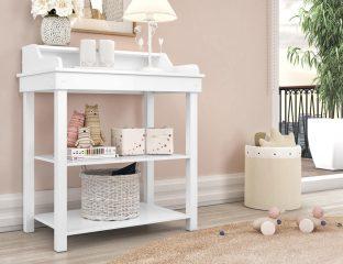 escrivaninha-requinte-2-em-1-móveis para quarto de bebê
