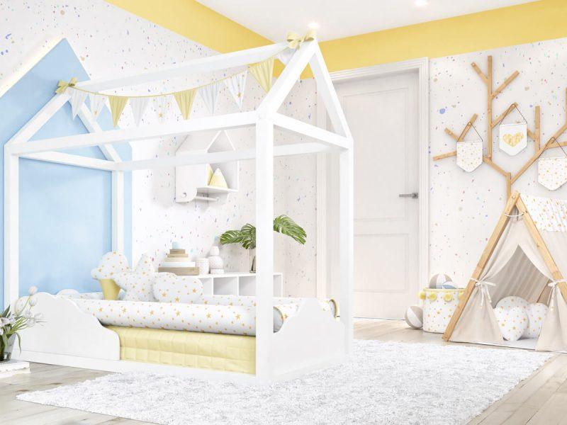 cama-casinha-montessoriana-nuvem-branca