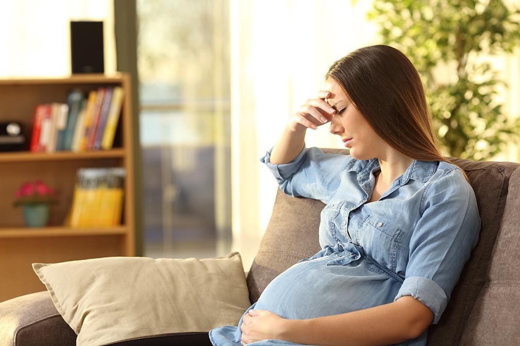 alterações de humor na gravidez