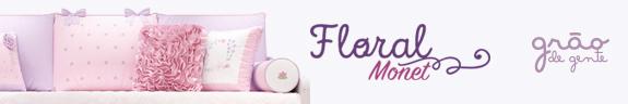 Coleção Floral Monet