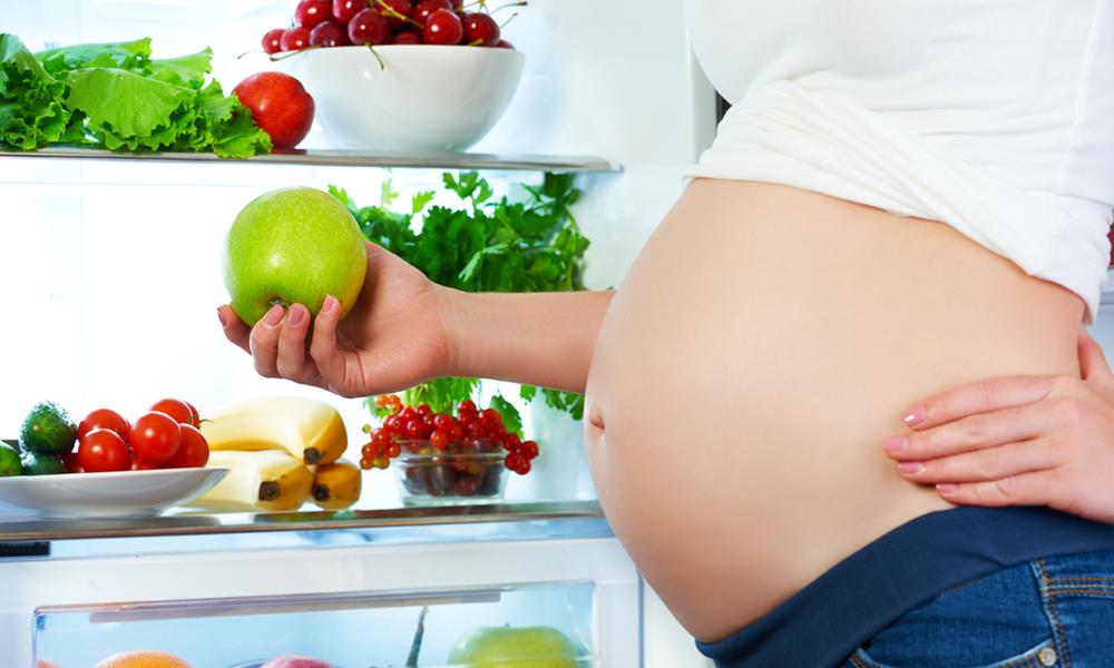 crudivorismo na gravidez