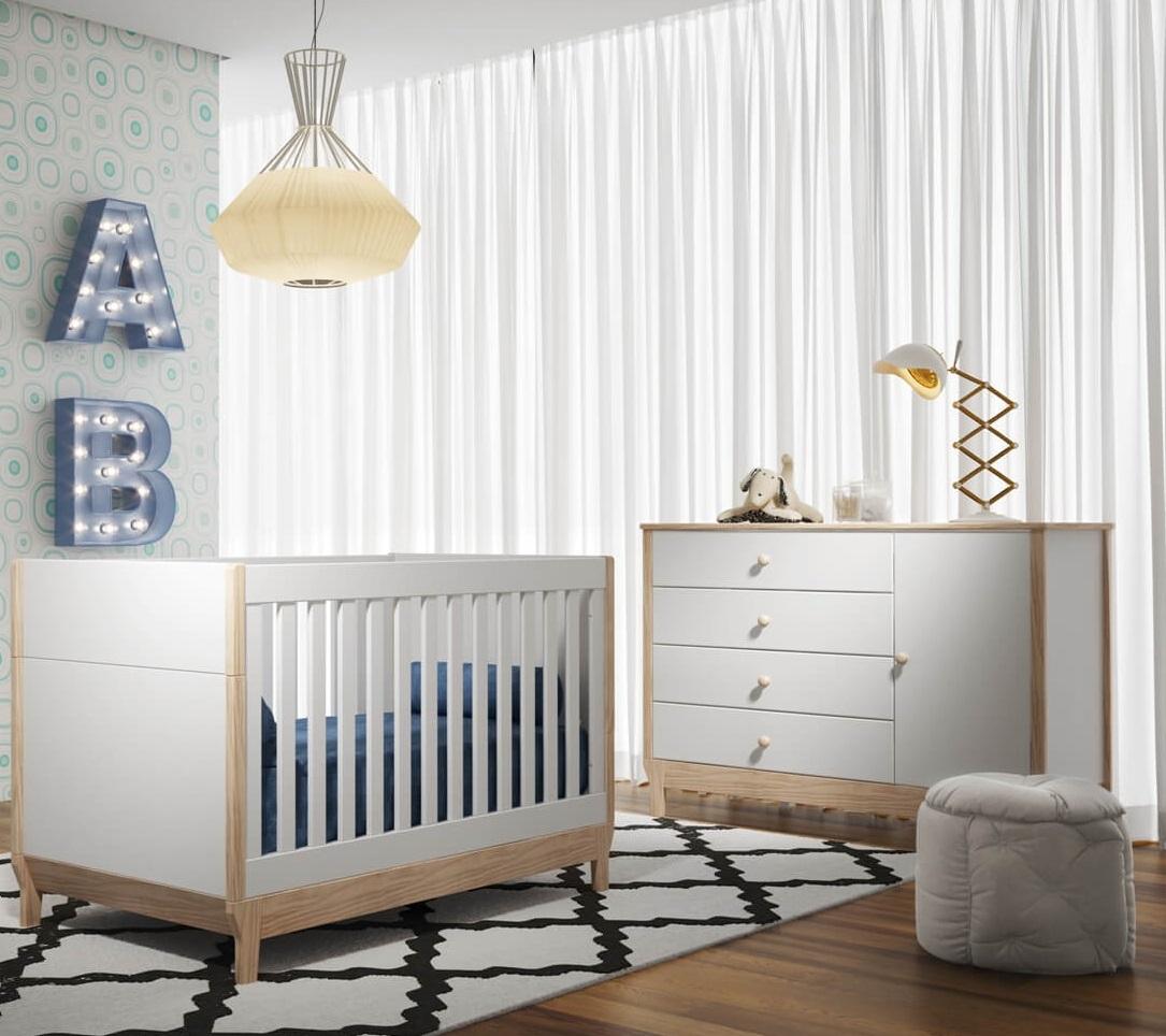 quarto de bebê Yup