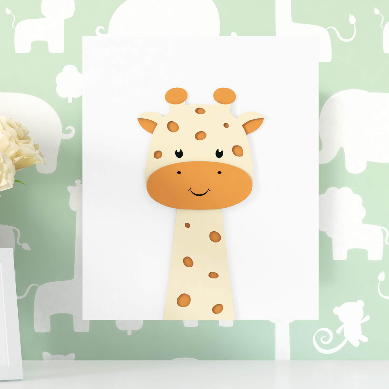 quadros para quarto de bebê