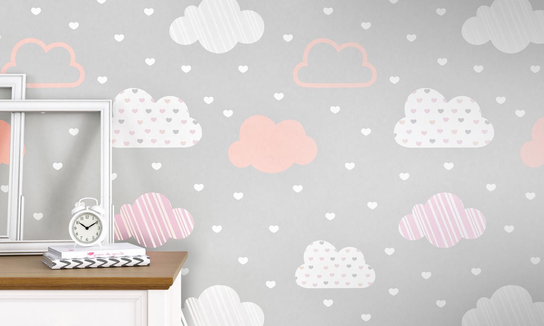 Novidades moderninhas para decoração de parede do quarto de bebê