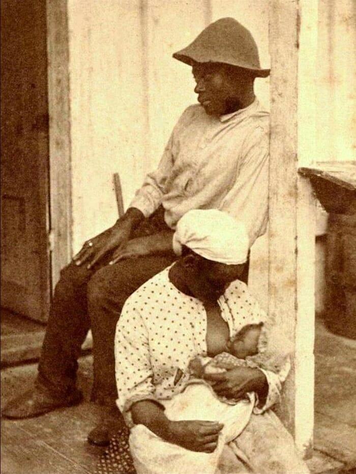 história da amamentação