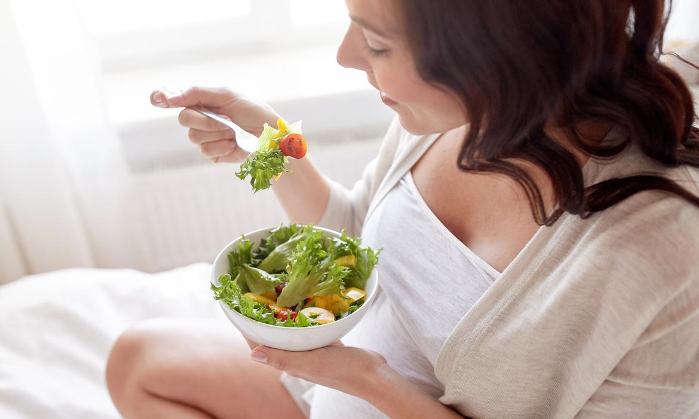nutrição para gestantes
