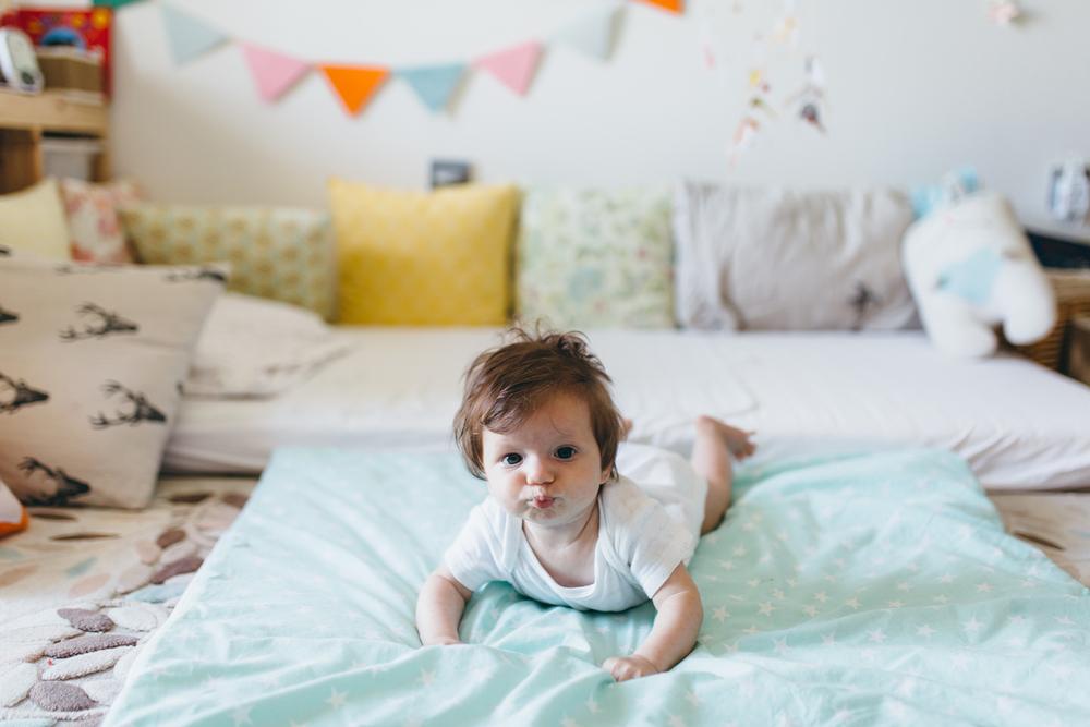 montessoriano de bebê