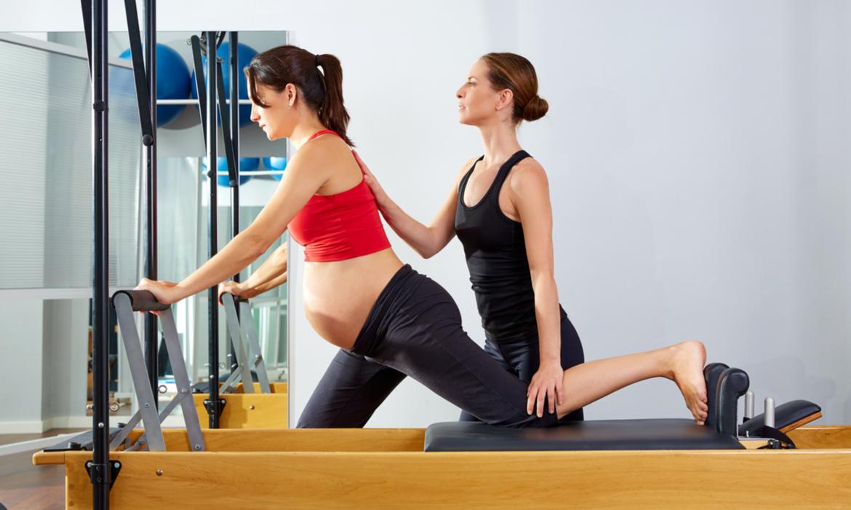 exercícios na gravidez