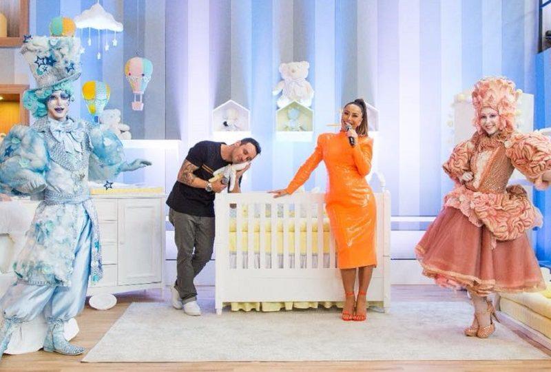 Chá de bebê do Programa da Sabrina