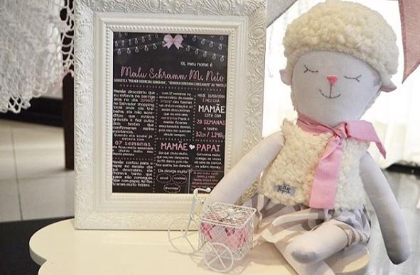 Amiguinhas viram tema de fotos, mesversário e chá de bebê!