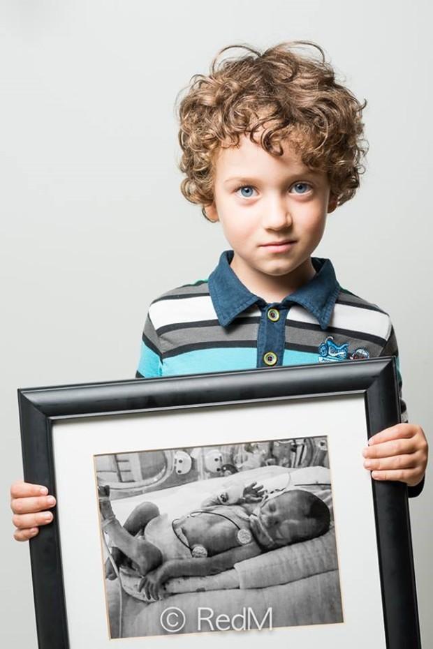 crianças prematuras