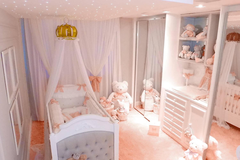 tour do quarto princesa clássica