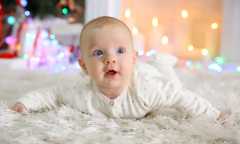 bebê no réveillon