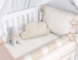 quarto de bebê fresh
