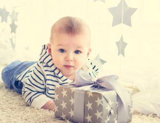 presente de bebê
