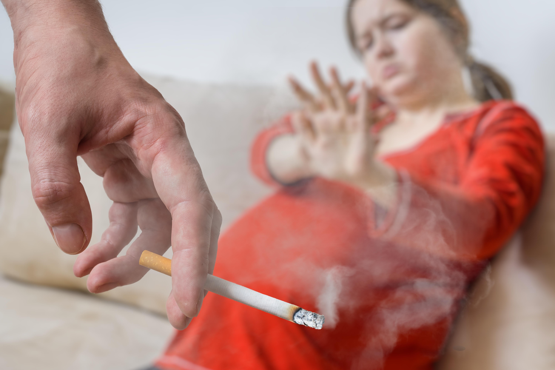 Cigarro na gravidez
