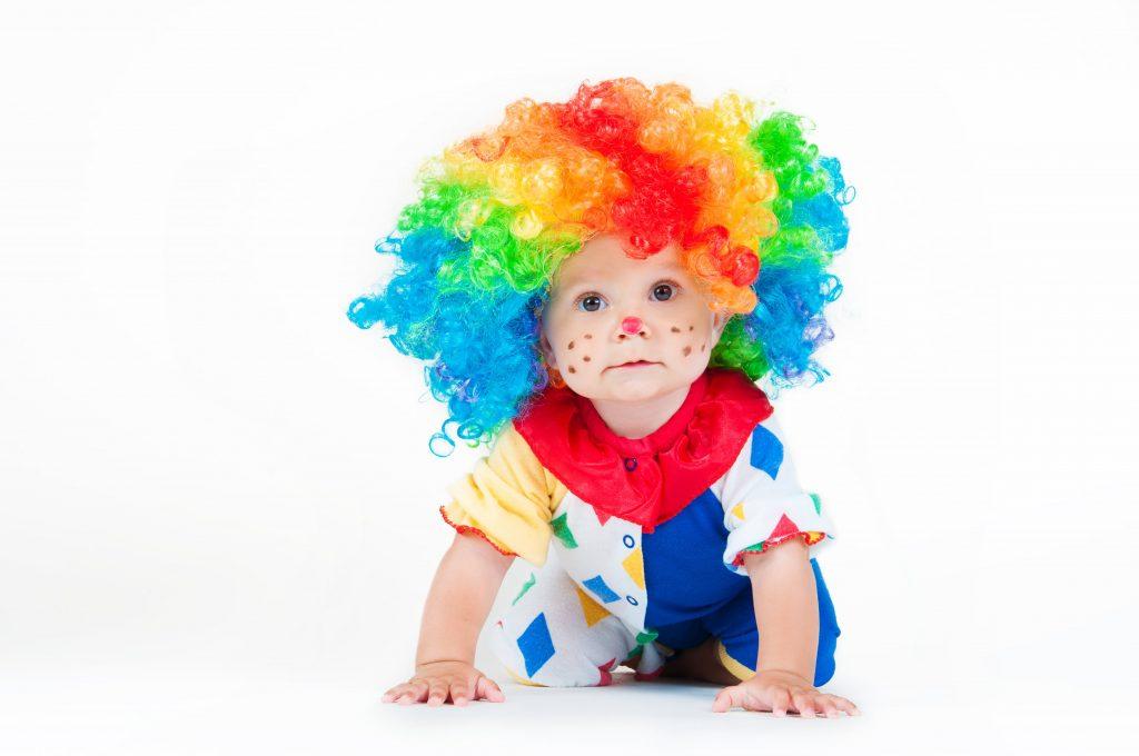 Bebê no Carnaval