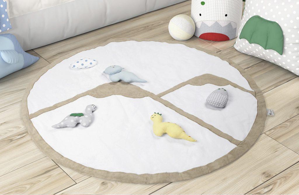 como brincar com o bebê