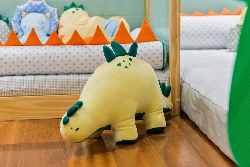 quarto dinossauro