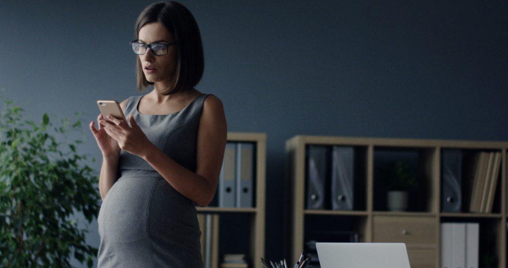 visão das grávidas