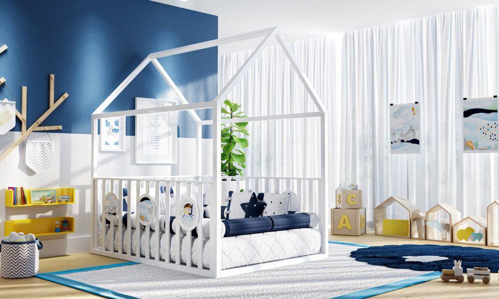 cama-casinha-montessoriana-padrao-casal-com-grade-branca-284568