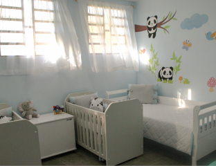 alojamento materno-infantil