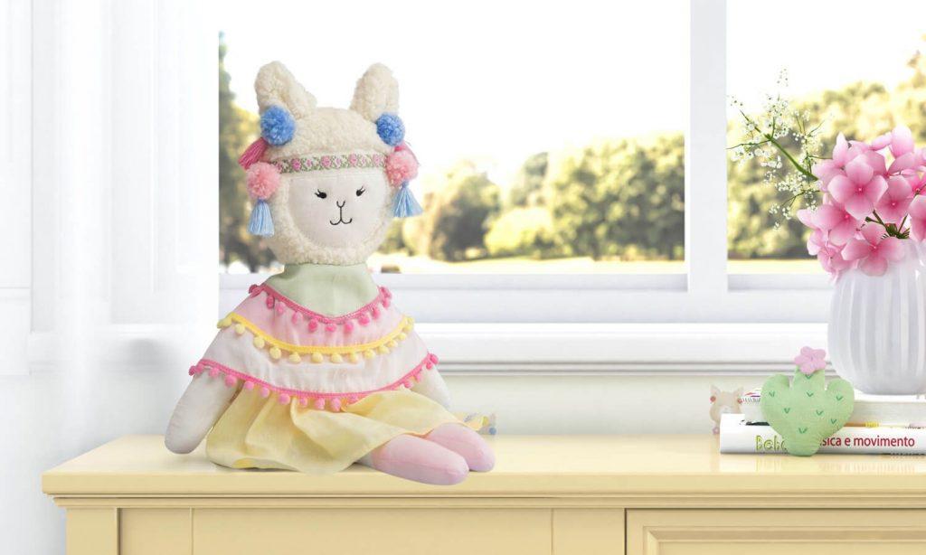 boneca-de-pano-amiguinha-lhama-235502
