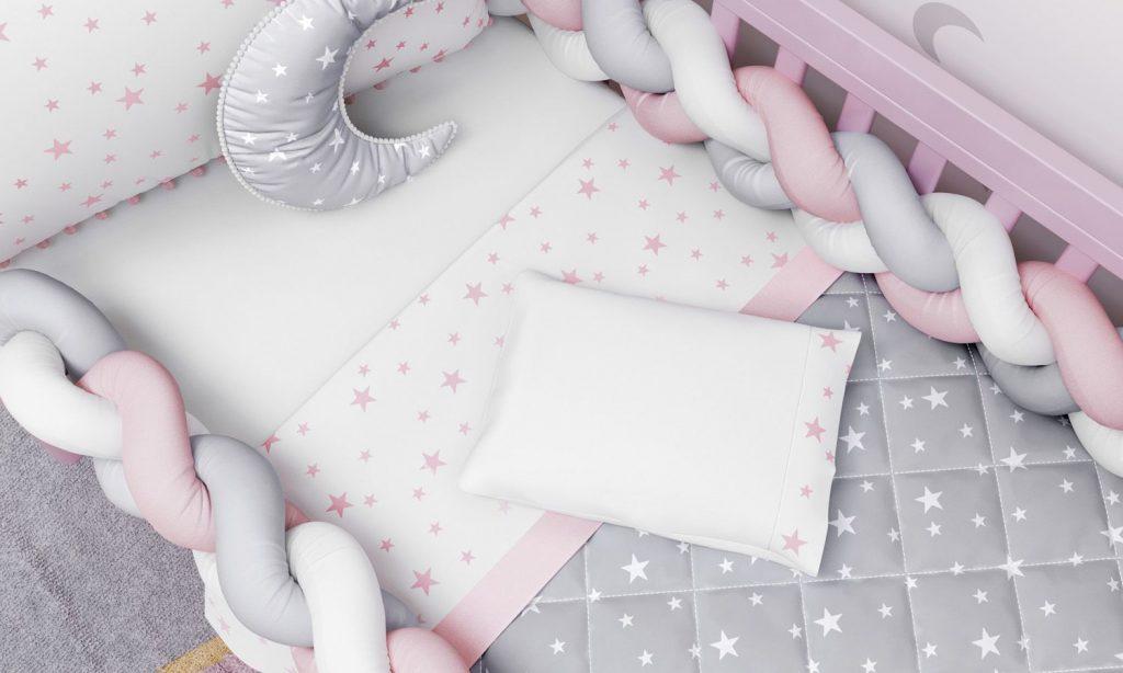 jogo-de-lencol-berco-estrelinhas-rosa-251527