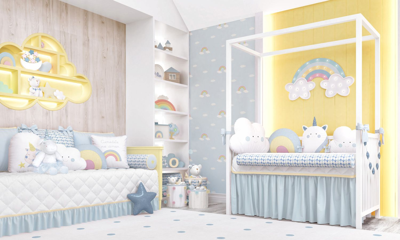 quarto-de-bebe-amiguinhos-unicornio-azul-216282