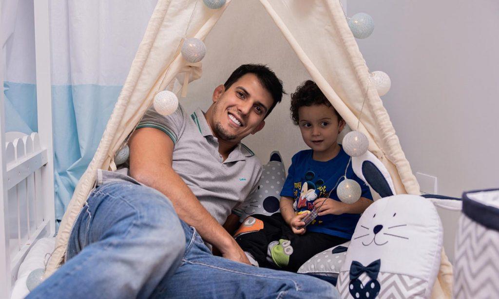 Lucilene Caetano e Felipe Sertanejo