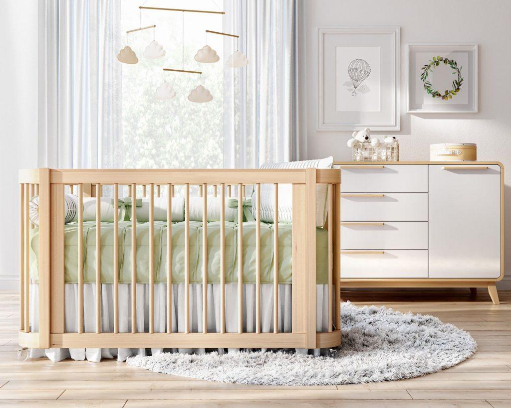 quarto de bebê em 2020