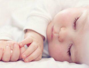 respiração do bebê
