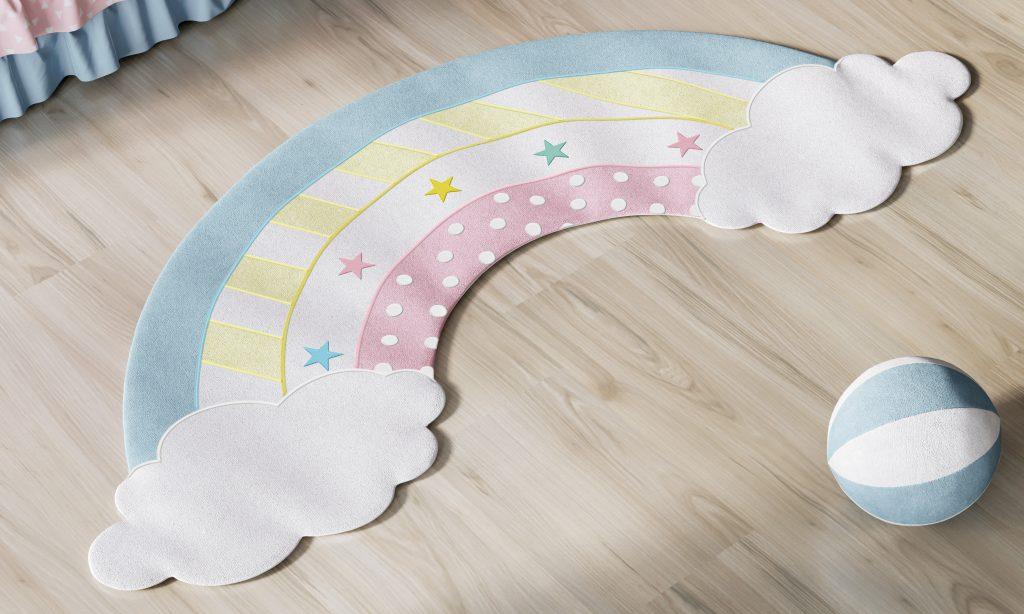 Quarto Infantil Arco-Íris