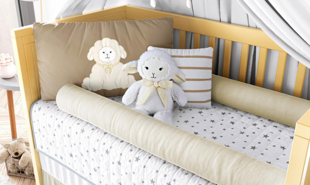 quarto de bebê carneirinho