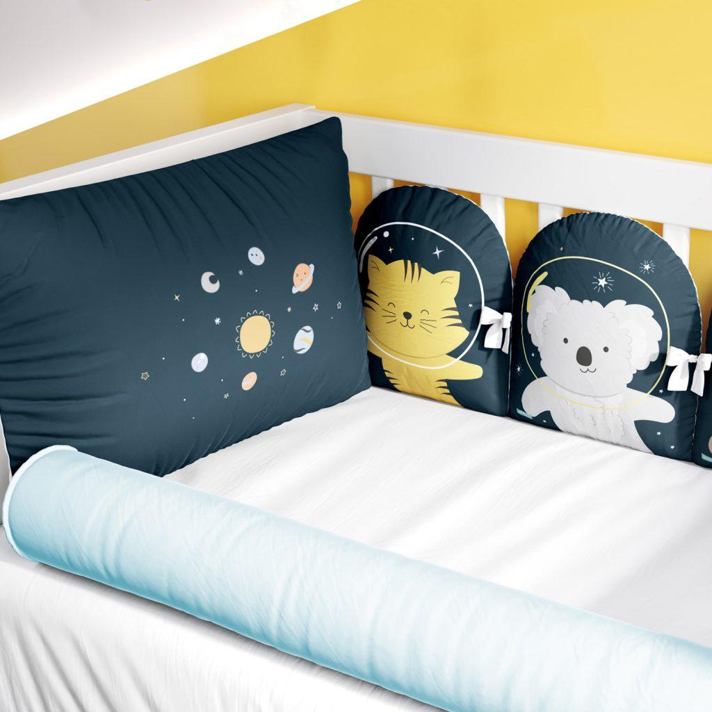 amiguinhos astronautas