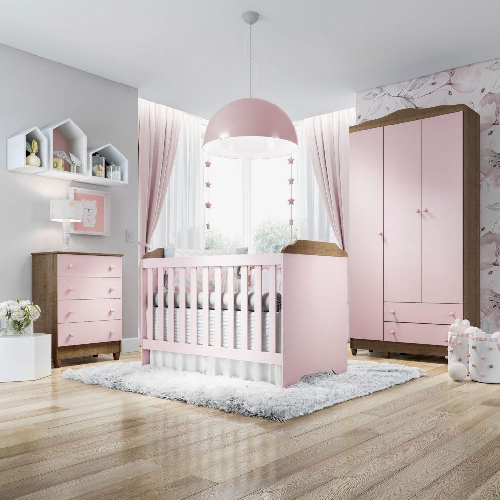 cor para quarto de bebê