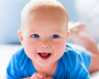 quando o bebê vai sorrir