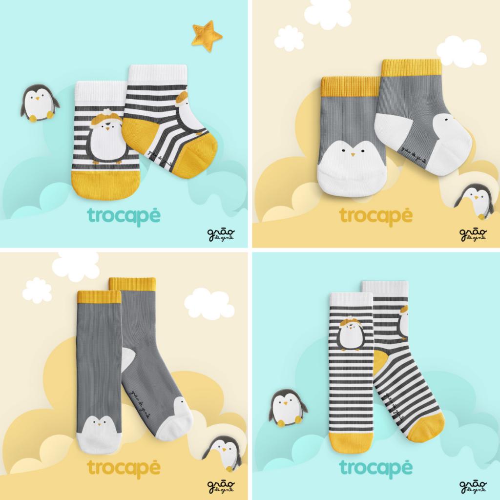 meias trocapé